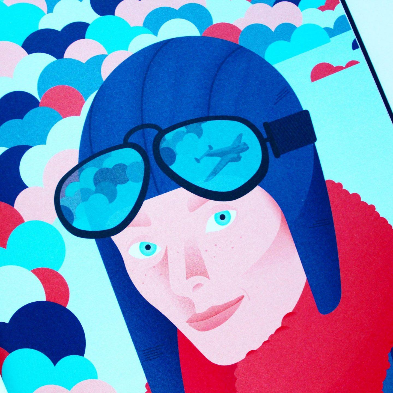 Good Night Stories for Rebel Girls' byElena Favilli and Francesca Cavallo
