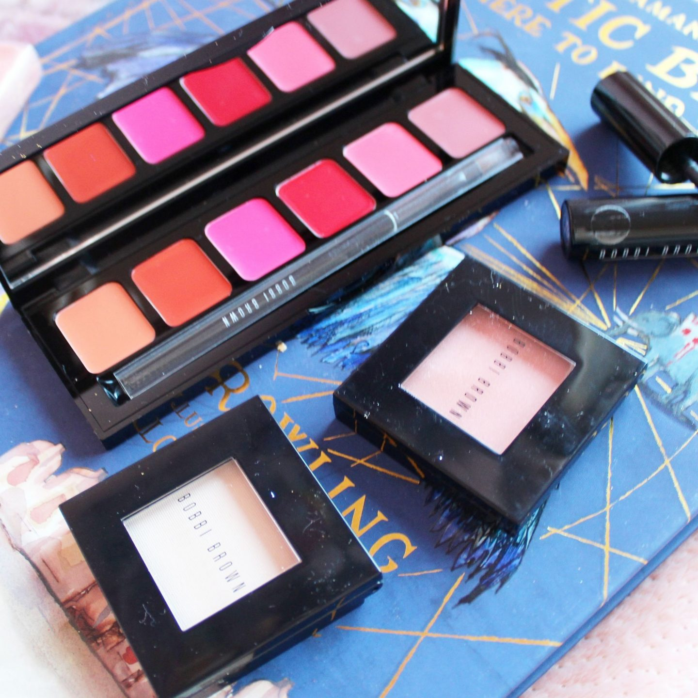 Bobbi Brown Limited Edition Crazy for Colour Lip Palette