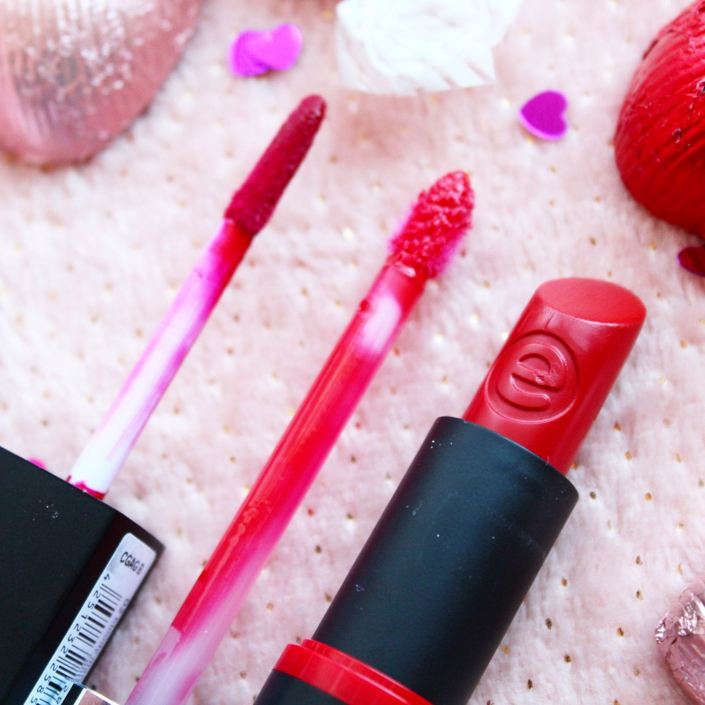 Happy Valentine's Day with Essence Cosmetics | The Classic Reds Collection