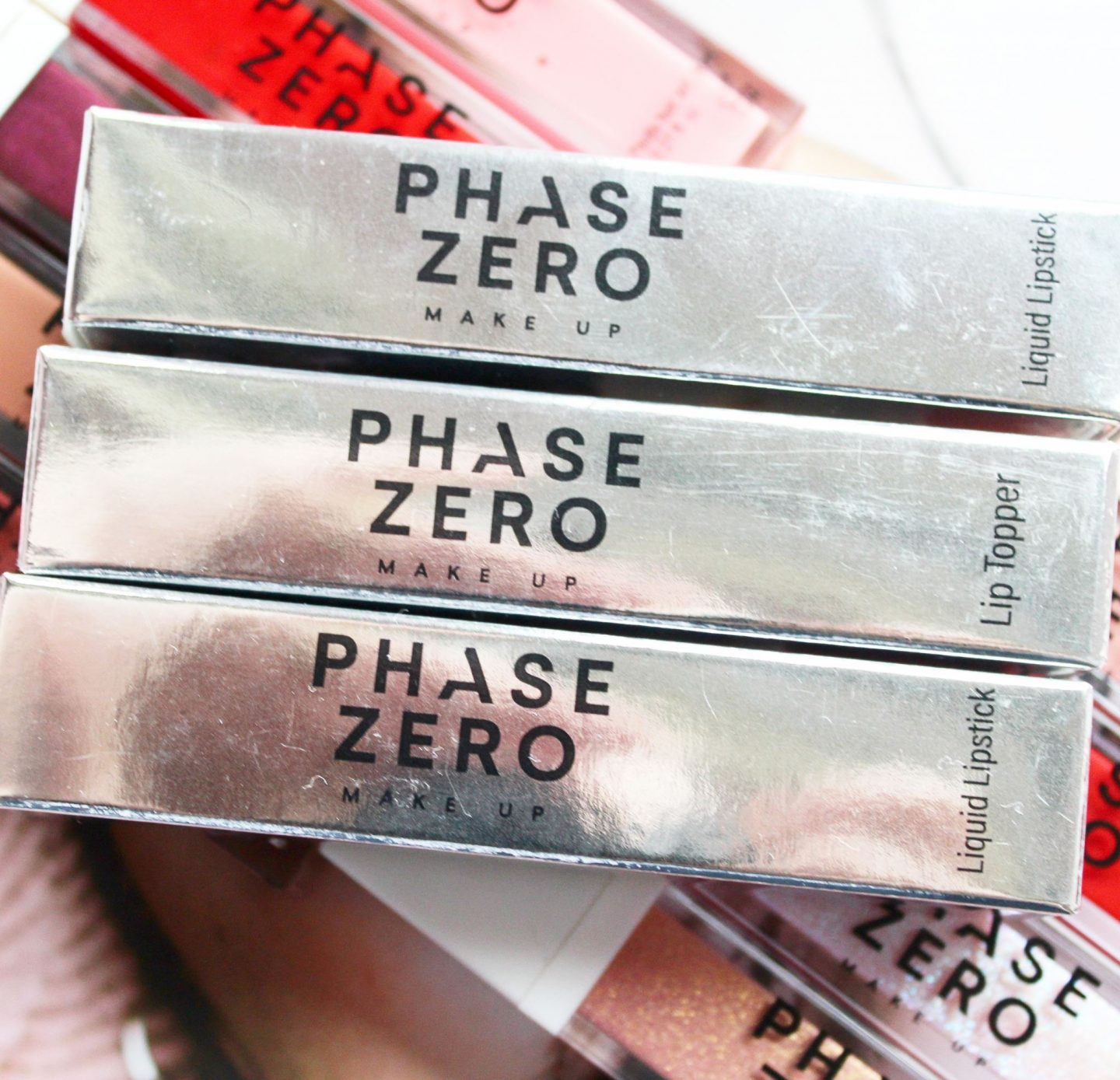 Phase Zero Makeup X Love Me Beauty | The Lipstick Collection