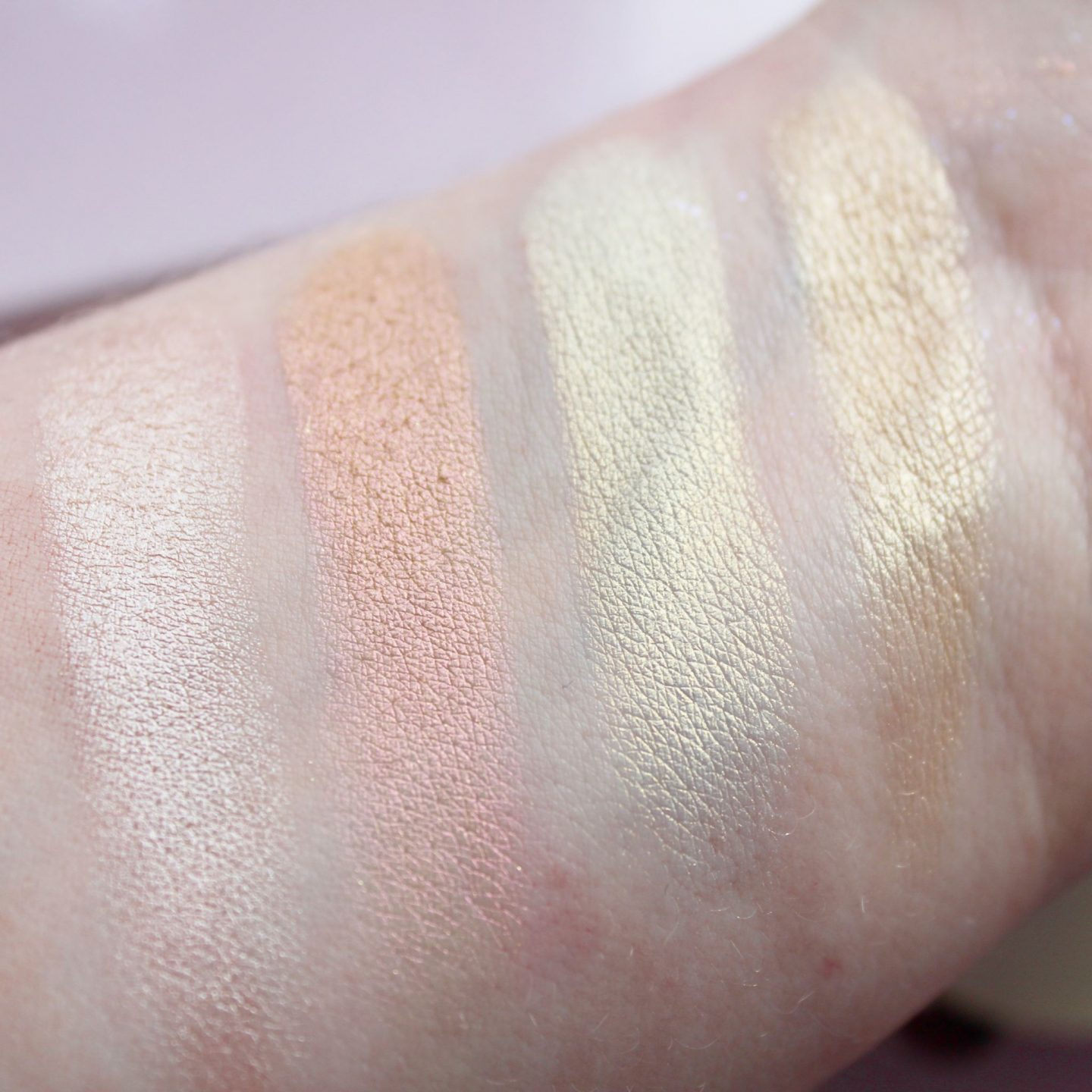 Anastasia Beverly Hills Sugar Glow Kit Review & Swatches