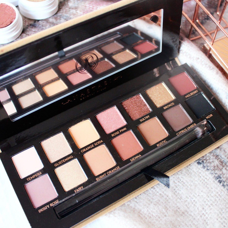 Anastasia Beverly Hills Soft Glam Eyeshadow Palette Review -4489
