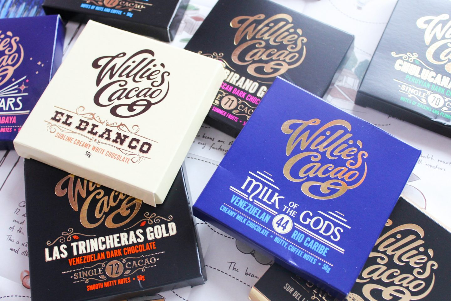 Willie's Cacao Chocolate Revolution | Single Estate Discovery Pack Giveaway