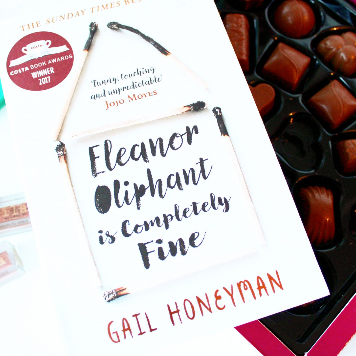 Eleanor Oliphant is Completely Fine Review