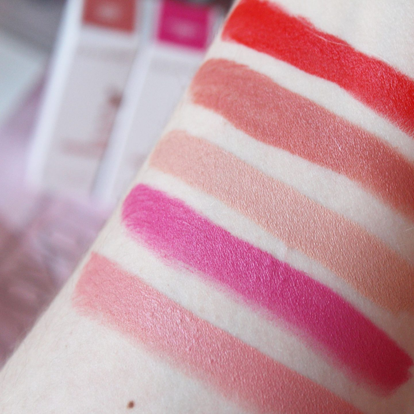 ColourPop Lux Lipstick Collection | Review & Swatches