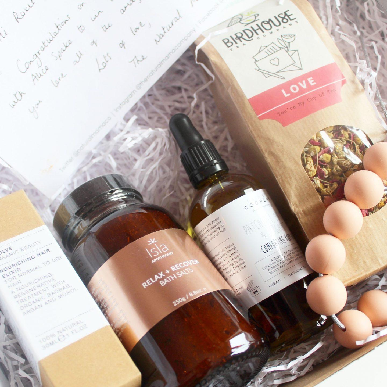 The Natural Mama Company | A Sneak Peak at The New Mama Box