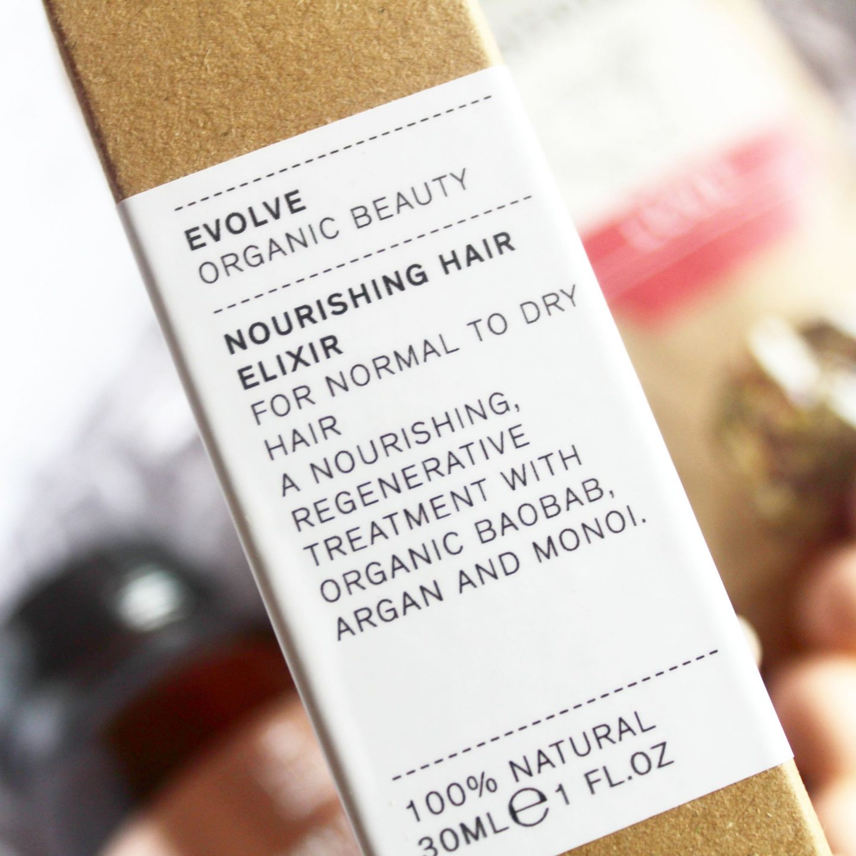 The Natural Mama Company | Evolve Beauty Nourishing Hair Elixir