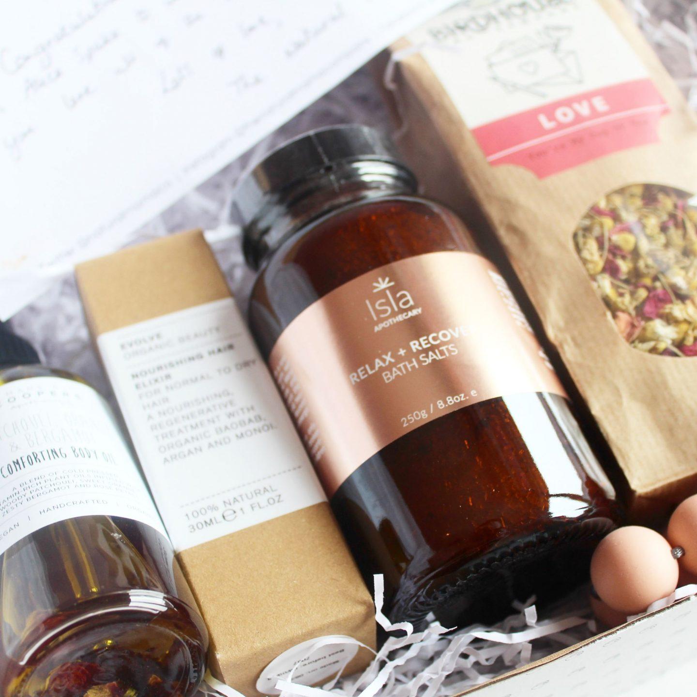 The Natural Mama Company | The New Mama Box