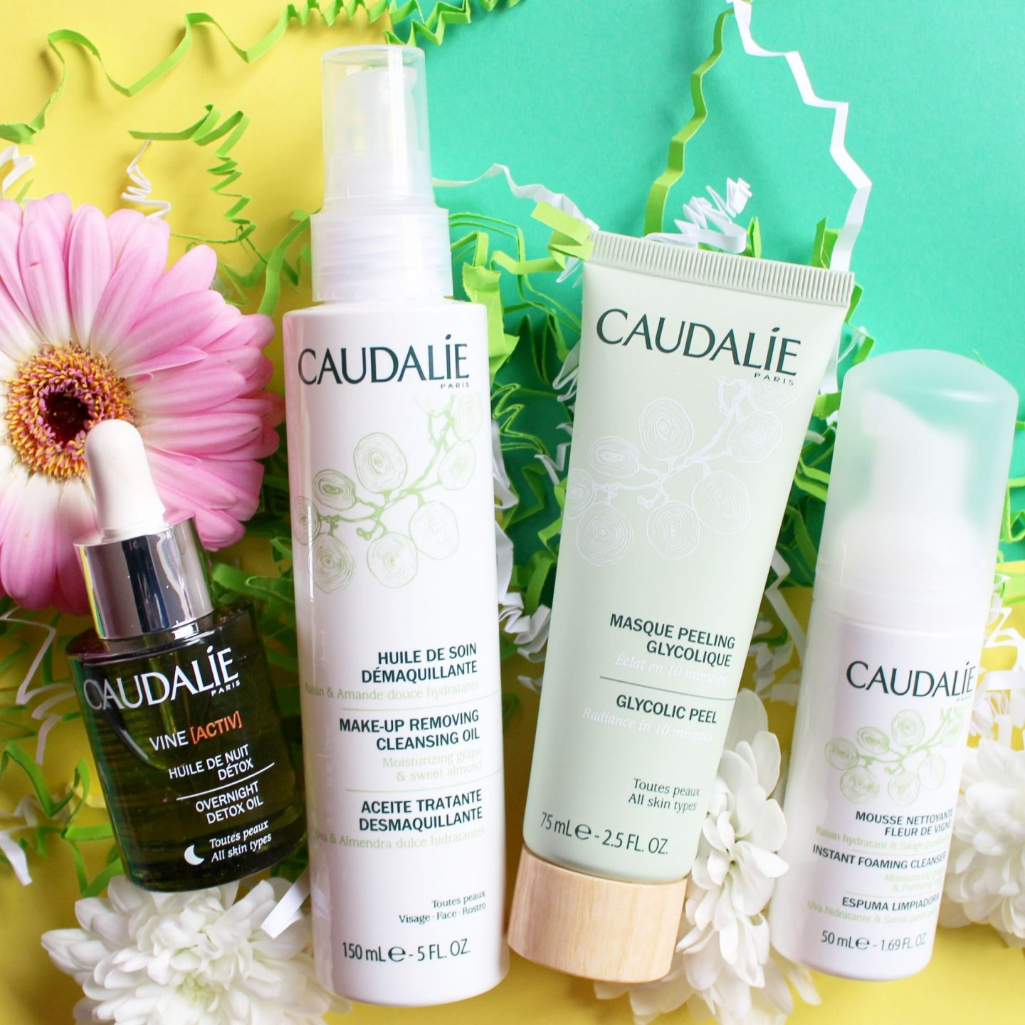 Caudalie Skincare Collection Review