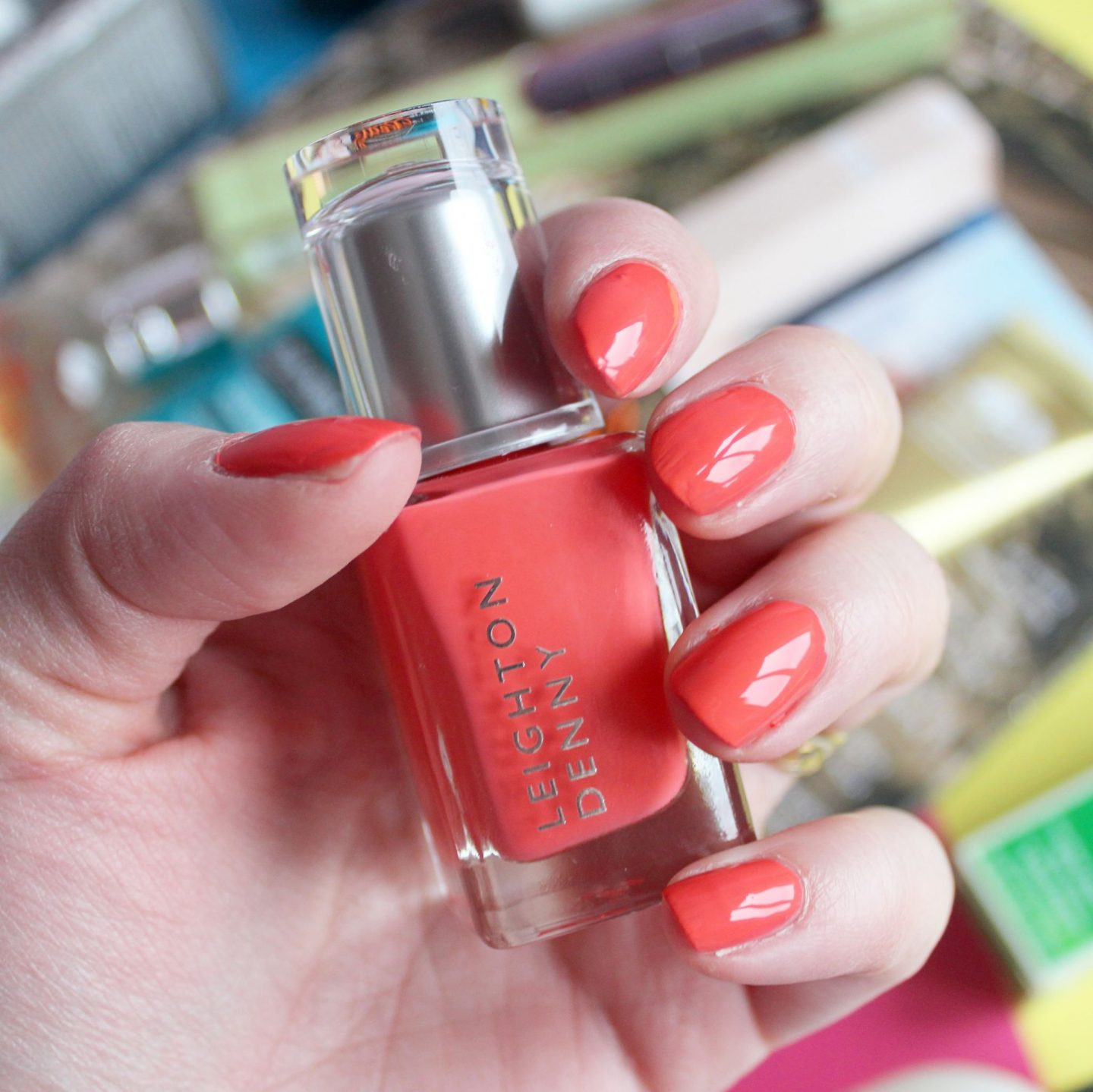 Good Housekeeping Beauty Edit by Latest in Beauty | Leighton Denny Nail Polish in Bon Voyage