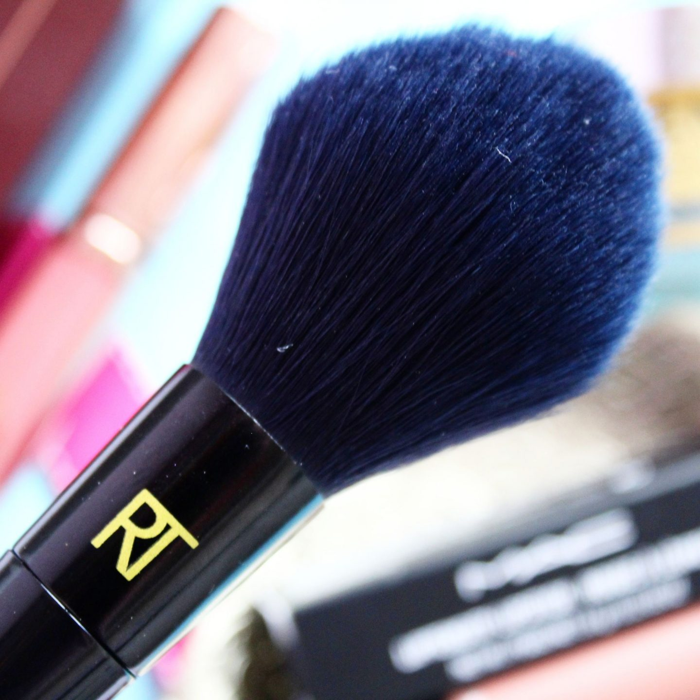 Latest in Beauty | Real Techniques Powder Bleu Powder Brush