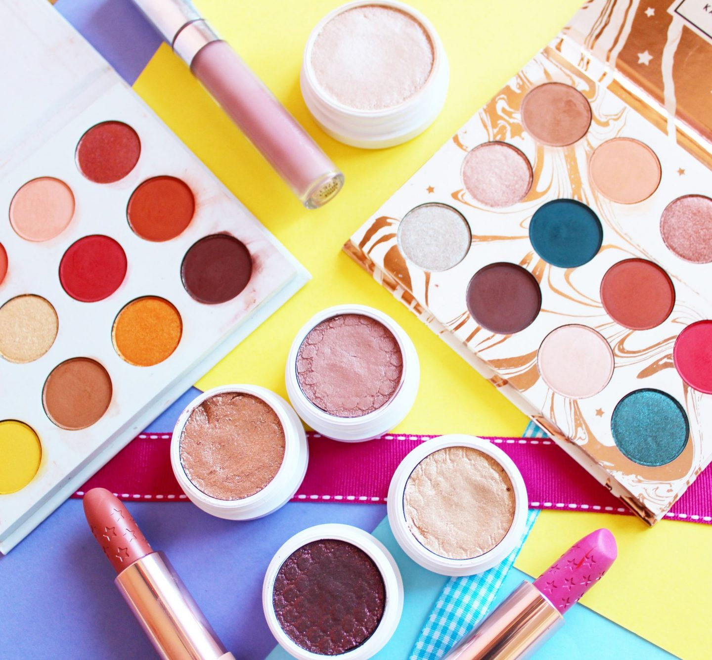 From the UK? Still Not Tried ColourPop? Here's Why You're Missing Out...