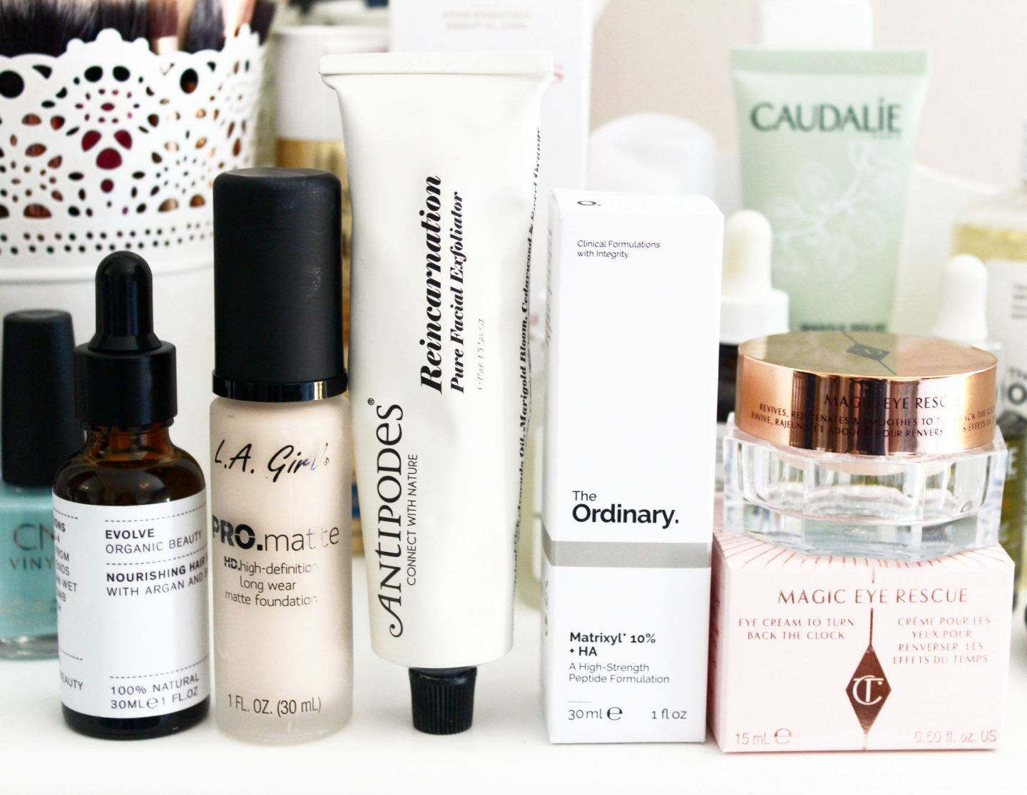 A Makeup & Skincare Haul | New Additions to My Dressing Table...