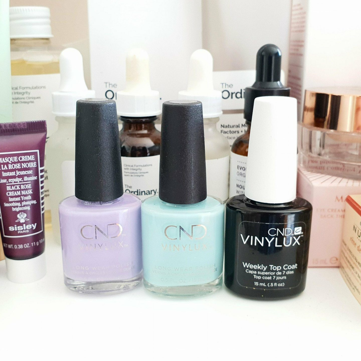 CND Vinylux Long Wear Polish | Chic Shock Collection