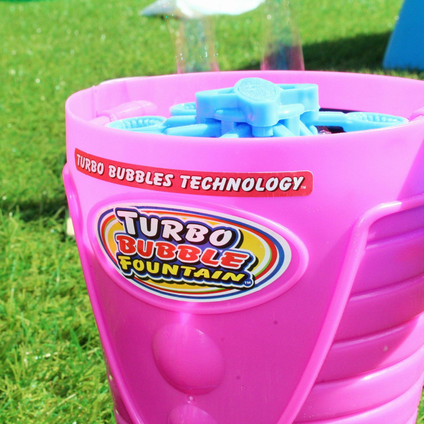 Turbo Bubble Fountain