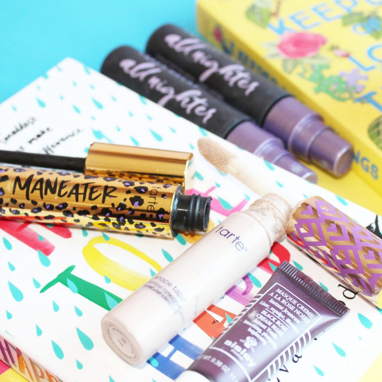 Makeup & Skincare Empties | Tarte, Urban Decay, Sisley & Vichy