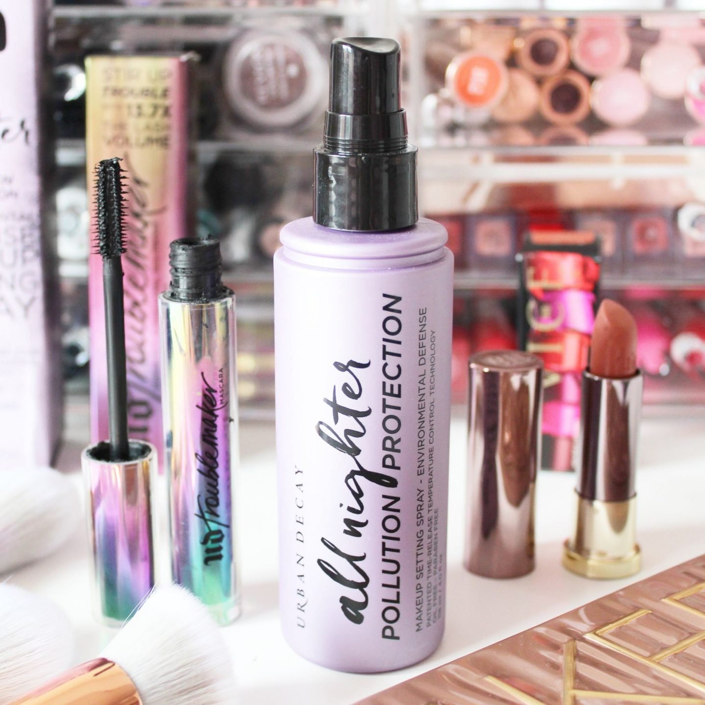 Urban Decay | Beauty With An Edge - All Nighter Setting Spray