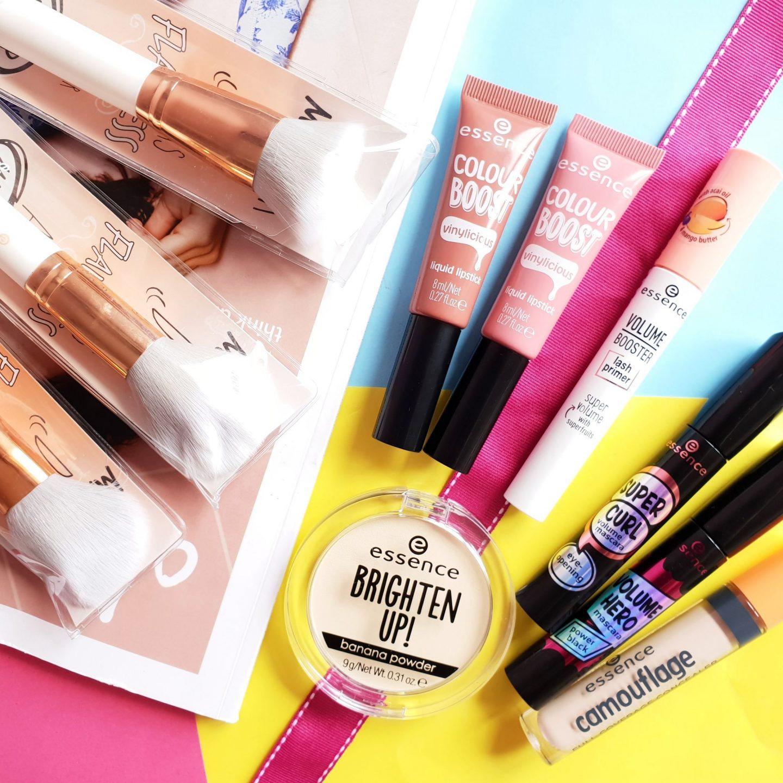 New at Wilko | Essence Cosmetics Makeup Haul