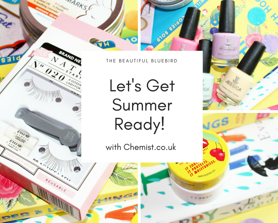 Let's Get Summer Ready with Chemist.co.uk