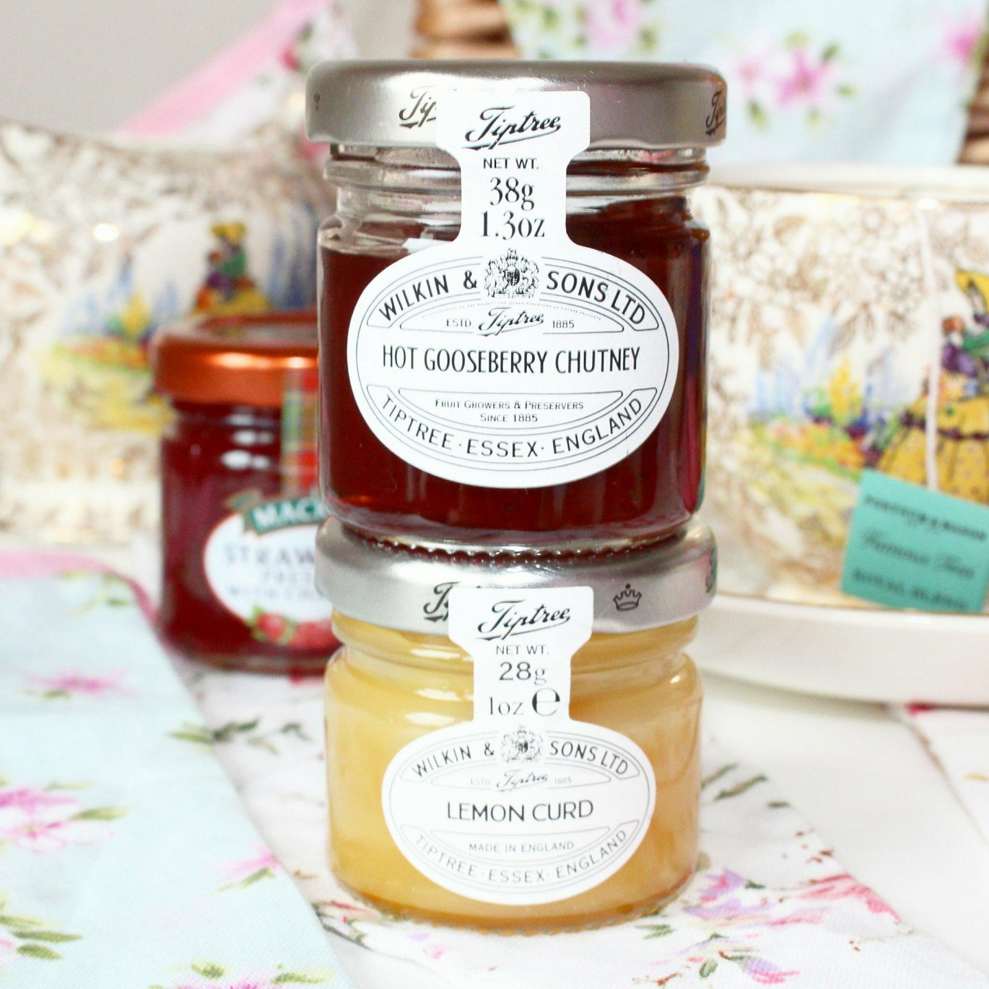 Celebrating the Queen's Birthday with The Grand Hotel York | Tiptree Chutney