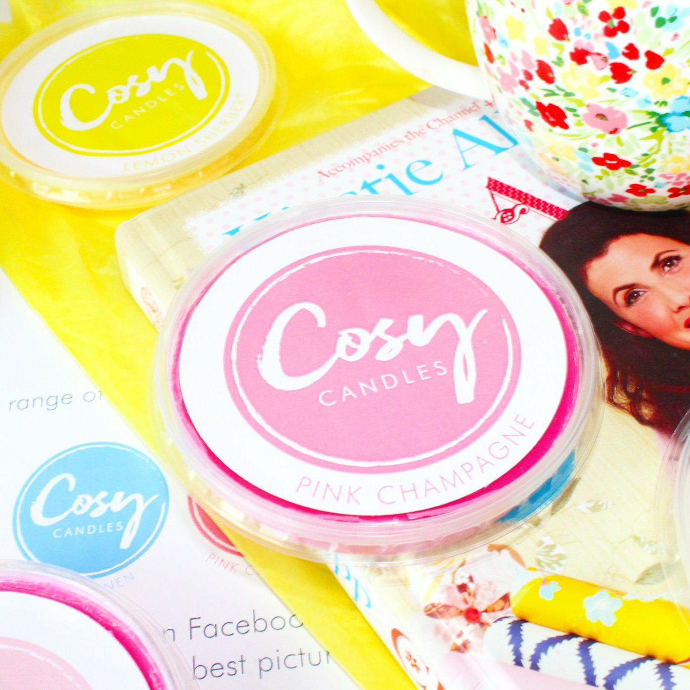 Cosy Candles | The UK's No. 1 Wax Melts Subscription