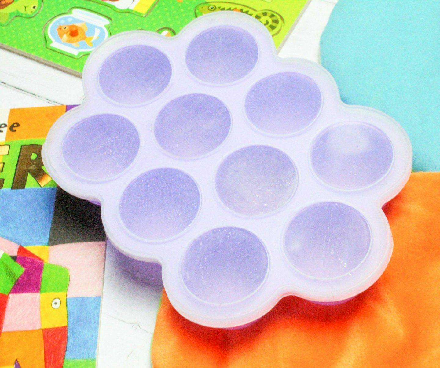 Preparing for Baby | Mash 'n' Stash Weaning Pots from Baby Wings
