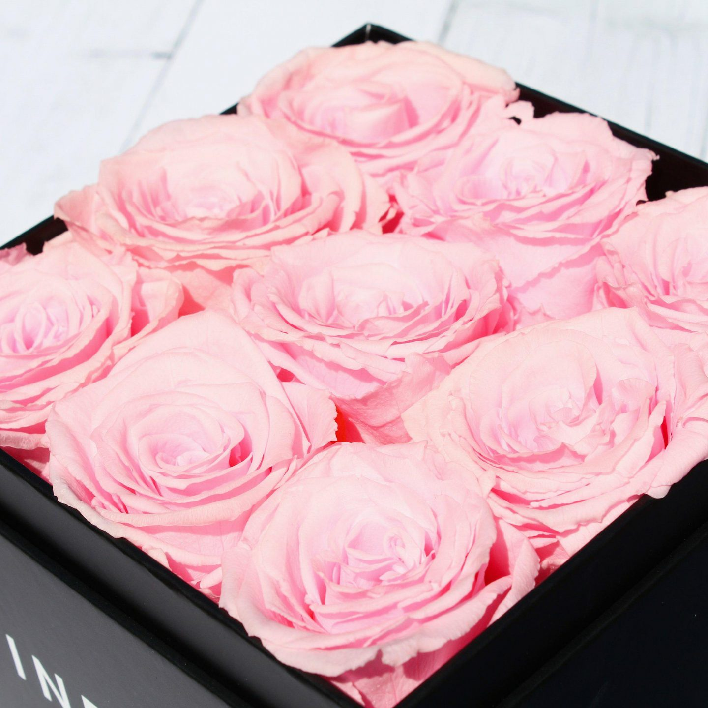 INFINI London | Real Roses That Last An Entire Year?
