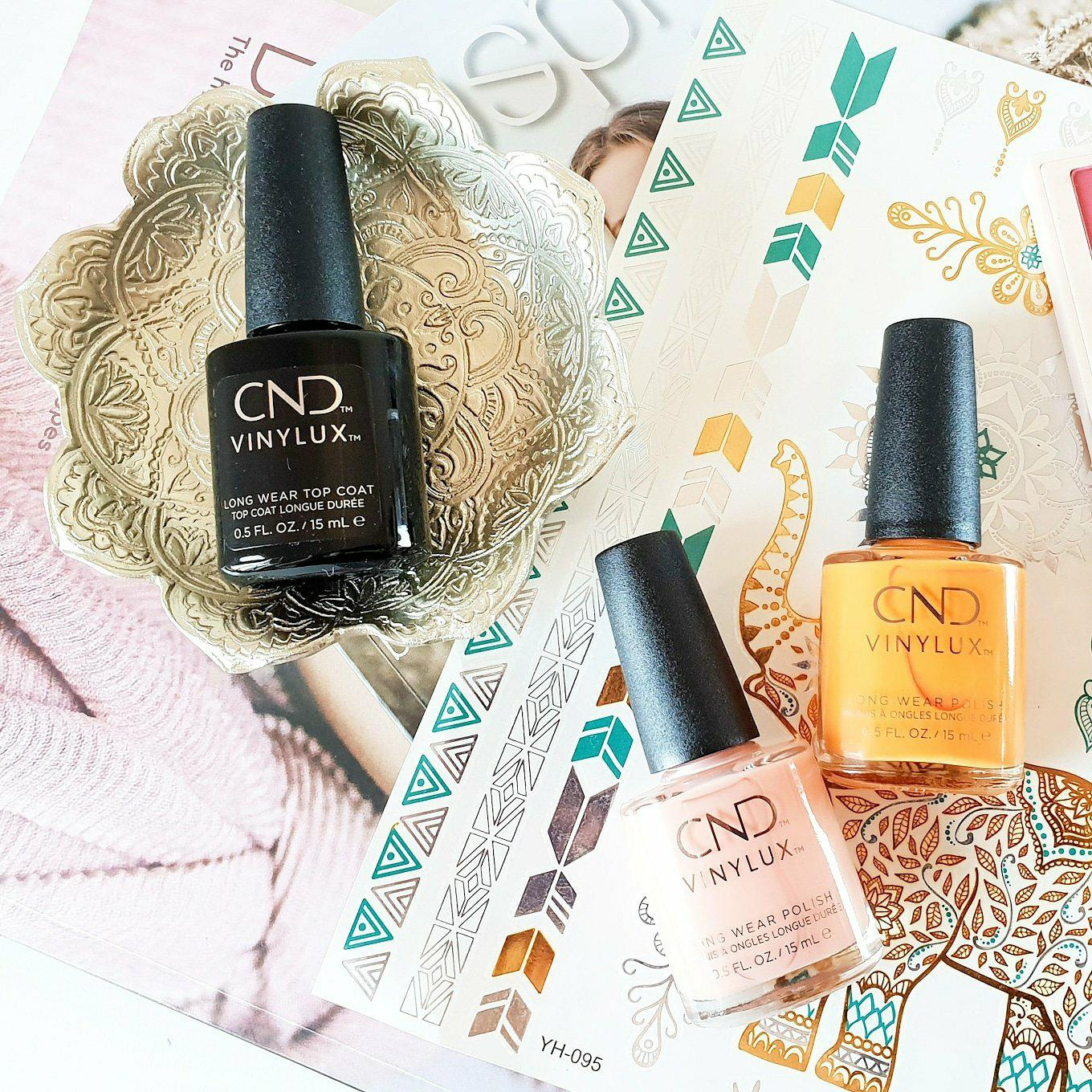 CND Vinylux Launches Boho Spirit Collection - Gypsy & Uninhibited