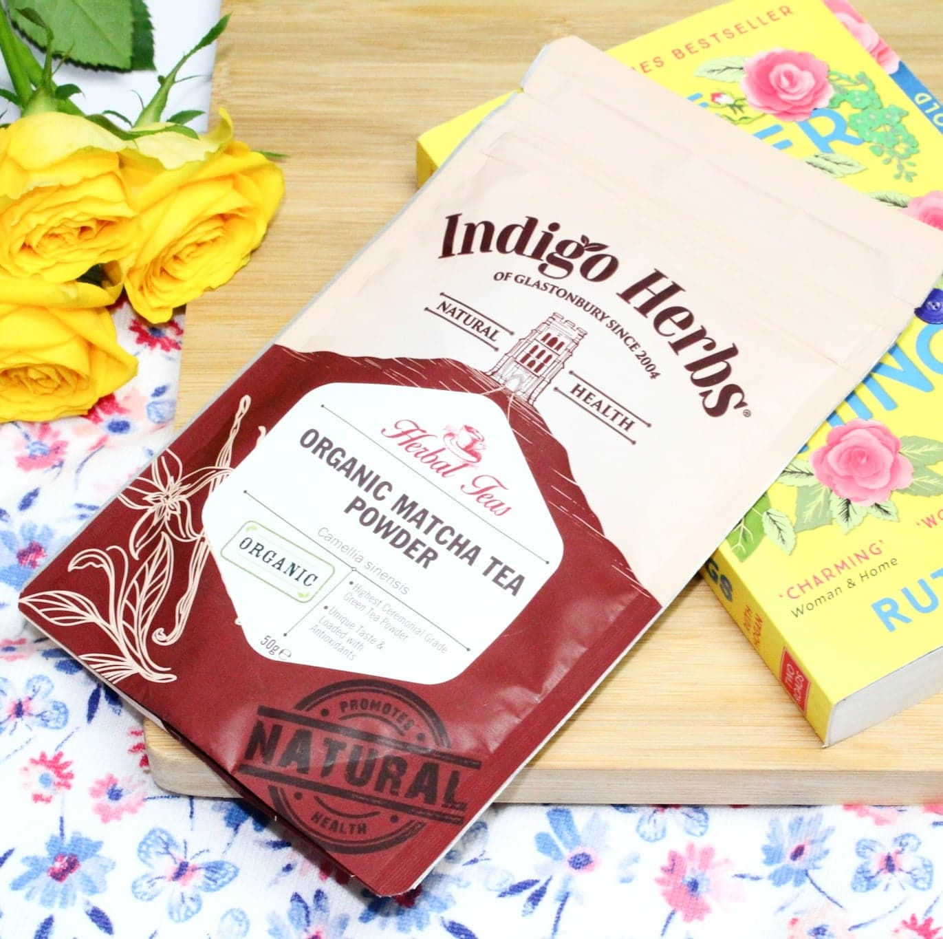 Indigo Herbs | Premium Quality Superfoods & Natural Pregnancy Essentials*