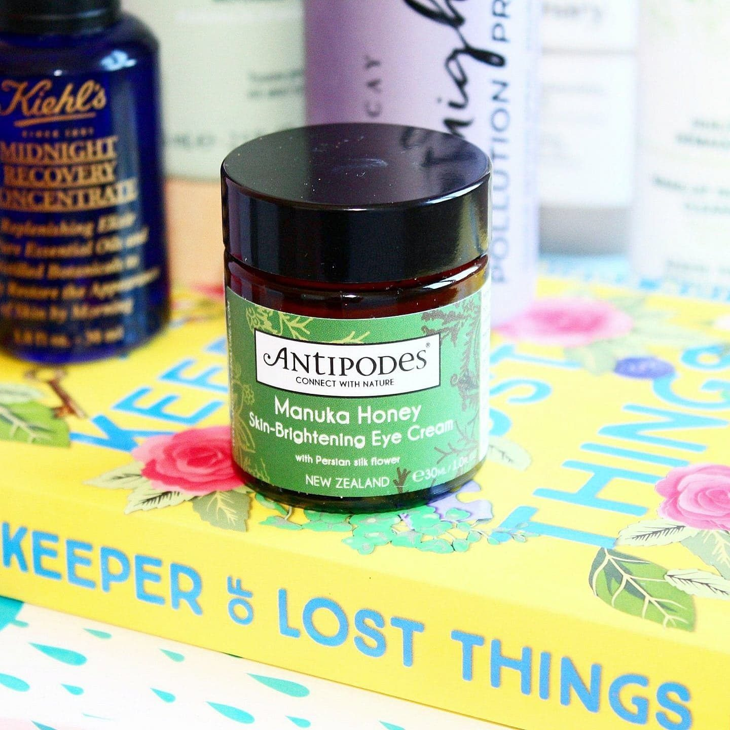 Antipodes Manuka Honey Skin Brightening Eye Cream