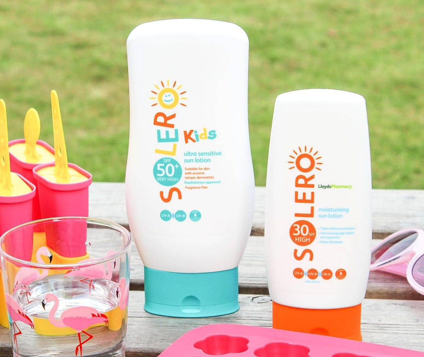 Protect Your Family this Summer with LloydsPharmacy Solero Sun Lotion