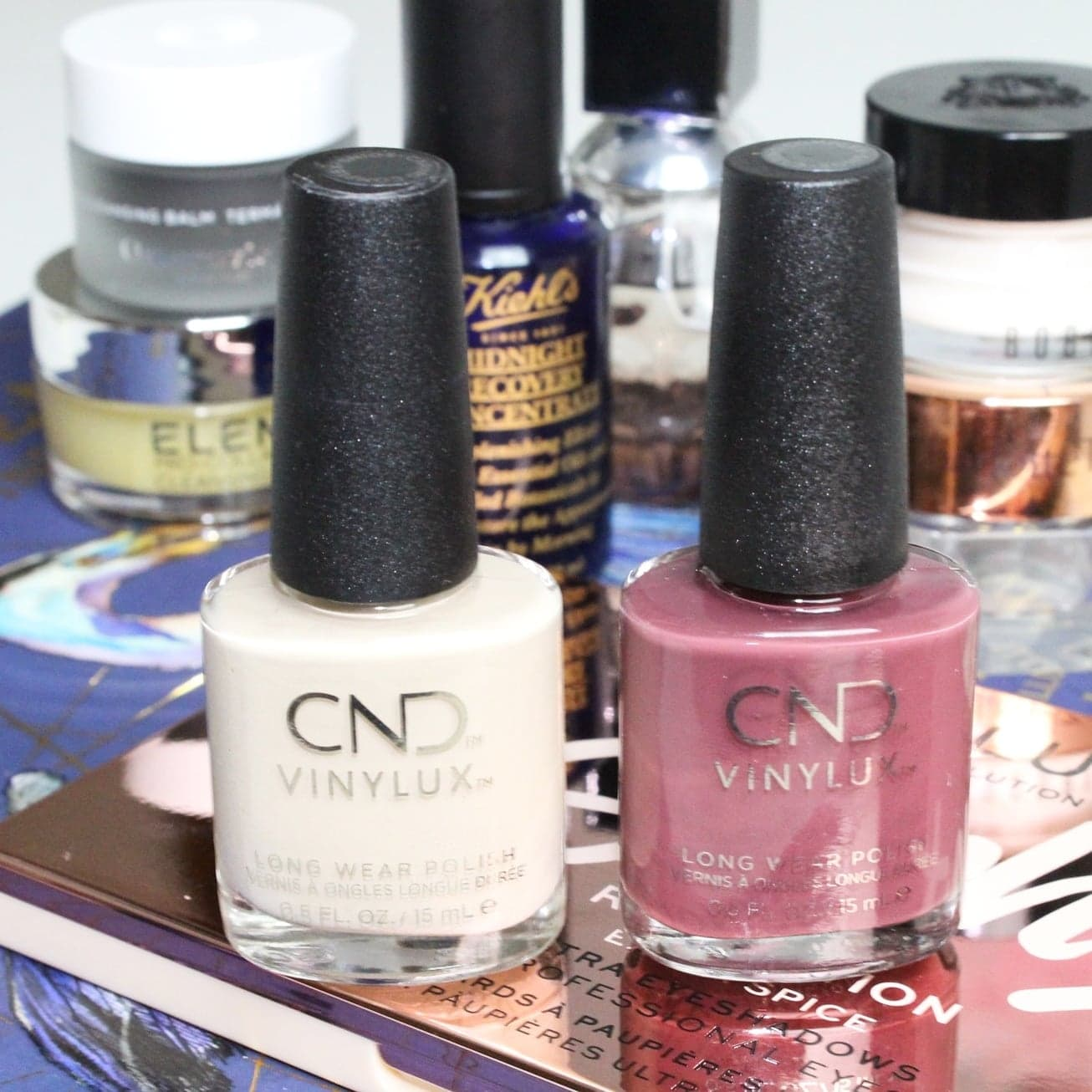 CND Vinylux Weekly Polish Wild Earth Collection