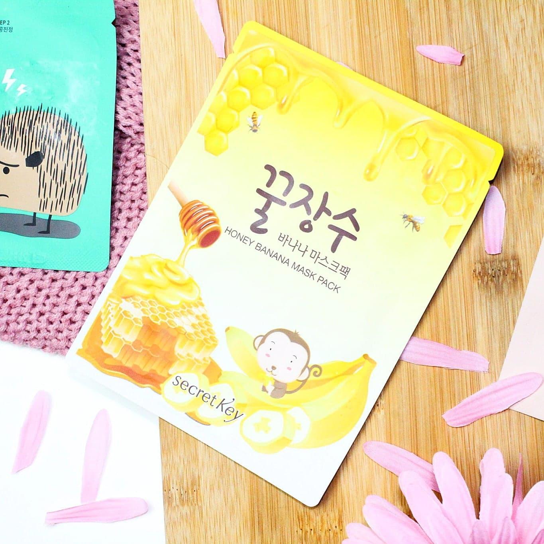Korean Beauty Sheet Mask Haul at TK Maxx | Secret Key