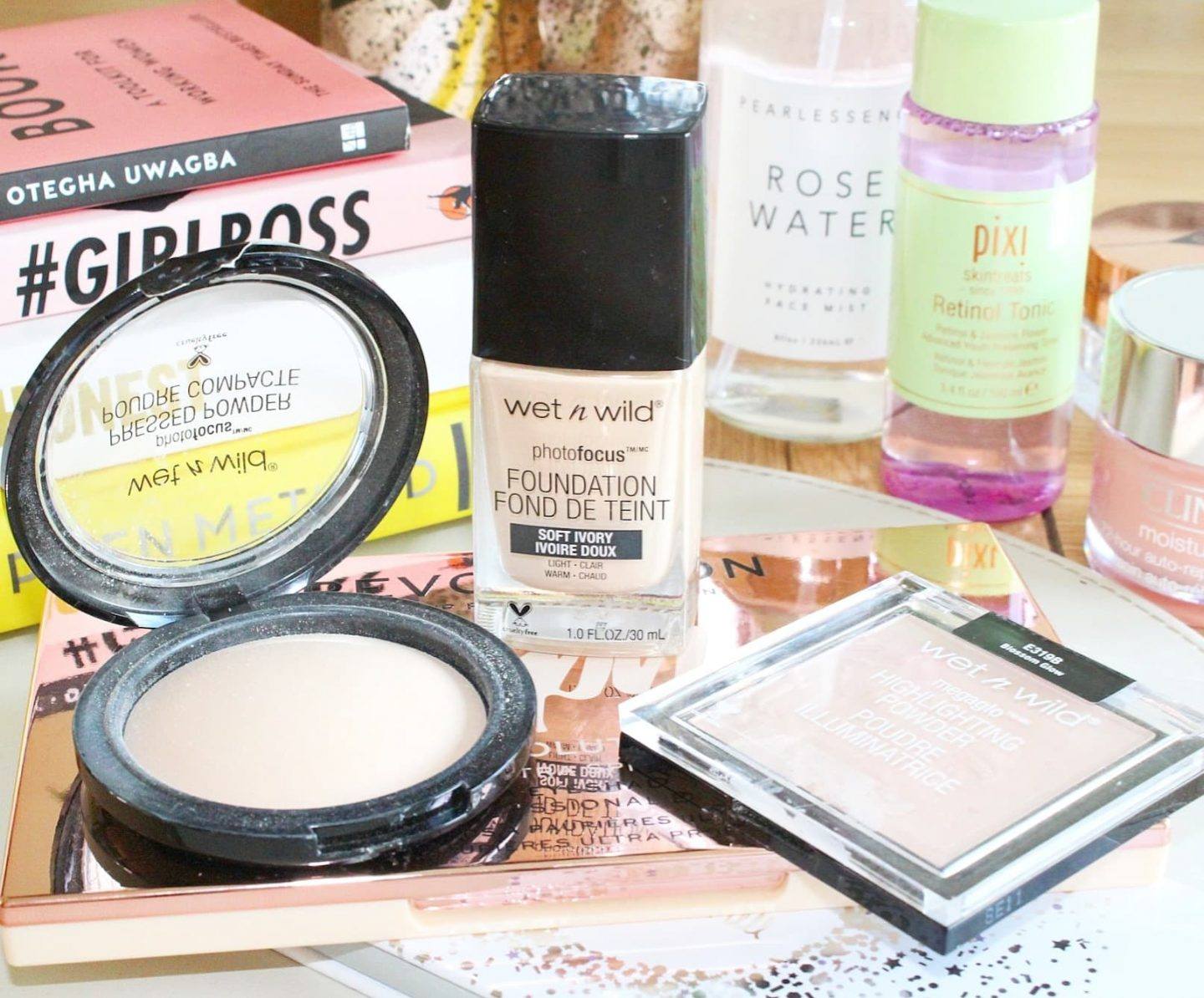 Wet n Wild Now at Beauty Bay | Photo Focus Foundation & MegaGlo Highlighter