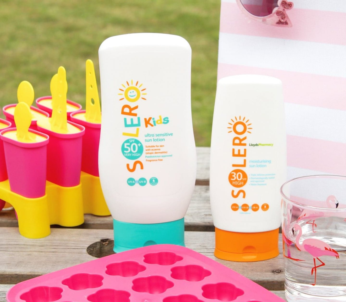 Looking Back at Our Summer Heatwave Family Essentials with Zero Water