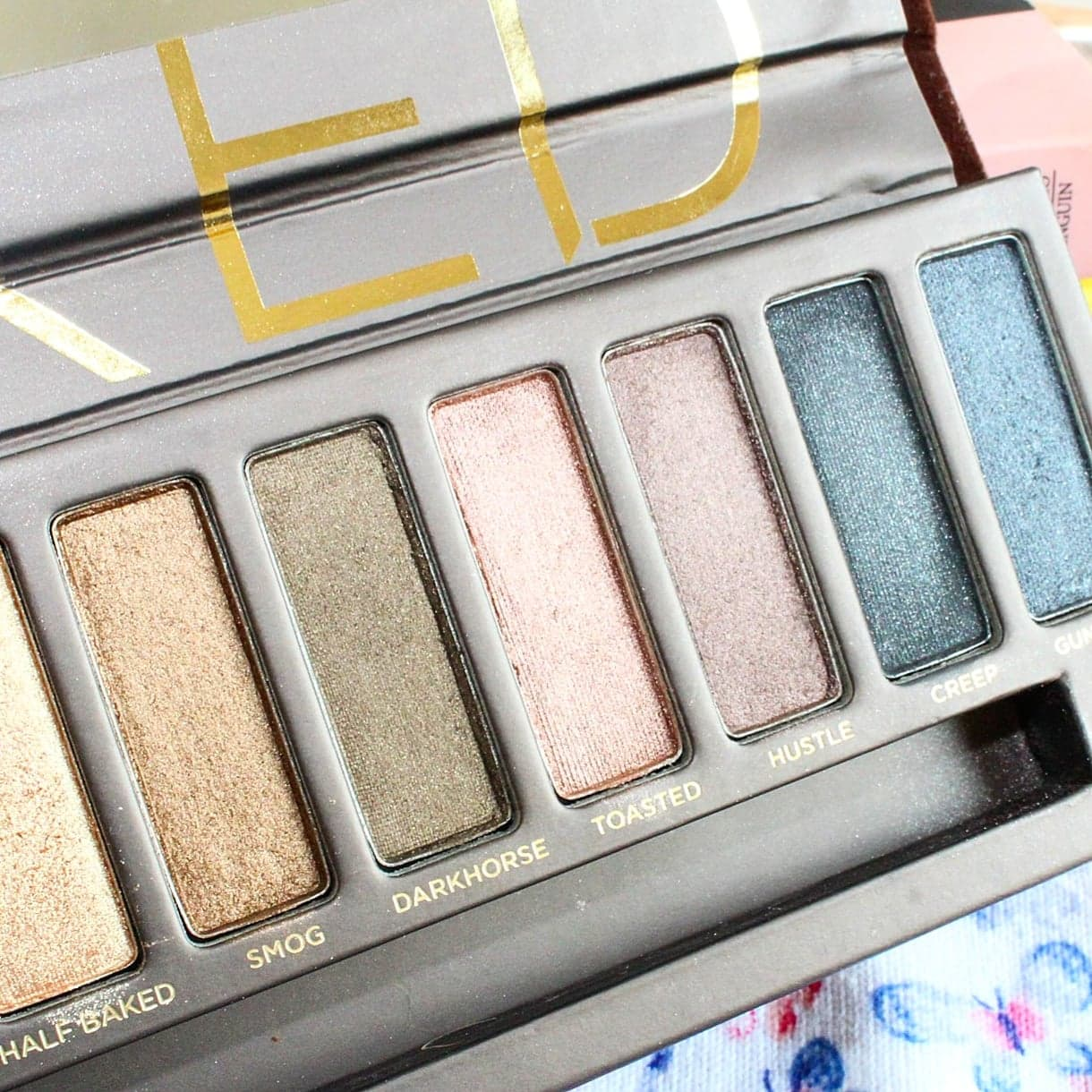 Saying Goodbye to the Original Naked Urban Decay Palette