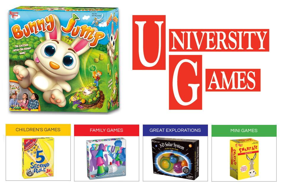 University Games   Children's Board Games, Activities & Toys + Giveaway!