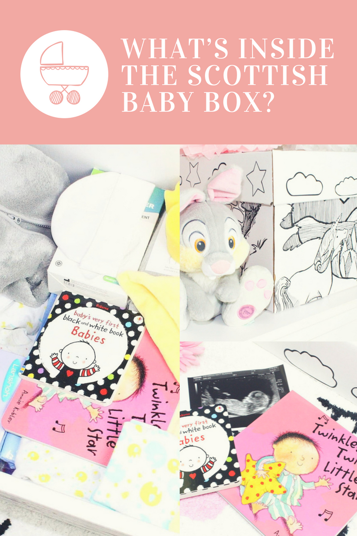 What's Inside the Scottish Baby Box?
