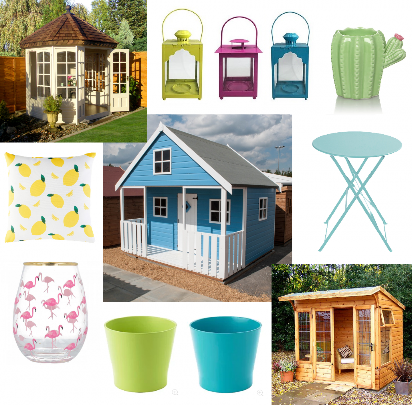 Garden Wishlist with GBC Group Summerhouses*