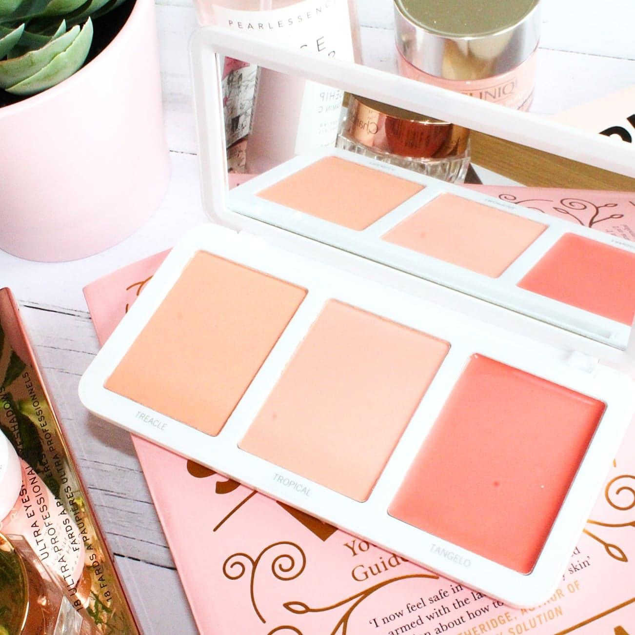 Models Own Rock 'N' Rosy Blusher Palette
