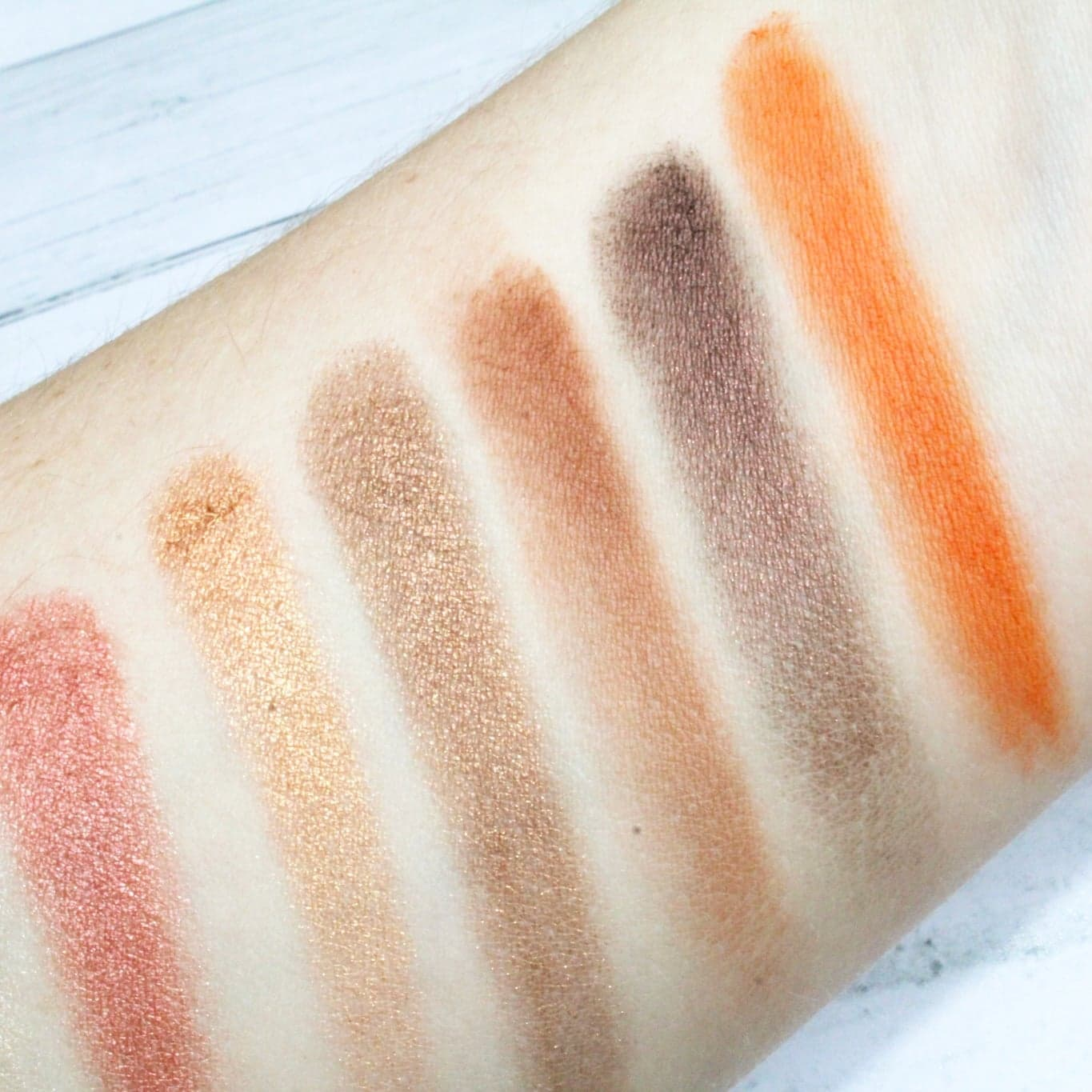 PS… Amber Passion Eyeshadow Palette   A £3 Huda Beauty Dupe