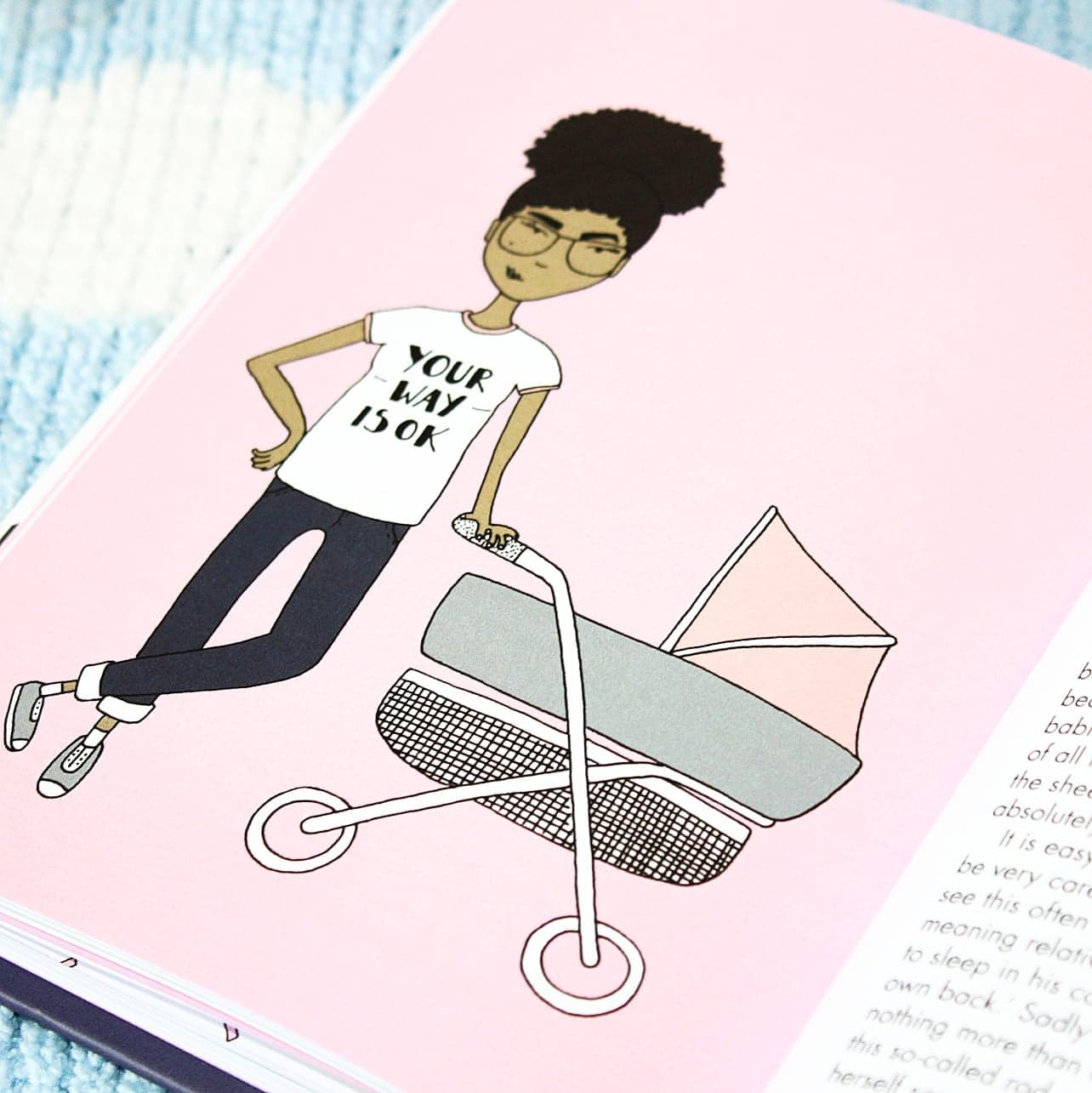 The Little Book of Self-Care for New Mums by Beccy Hands and Alexis Stickland