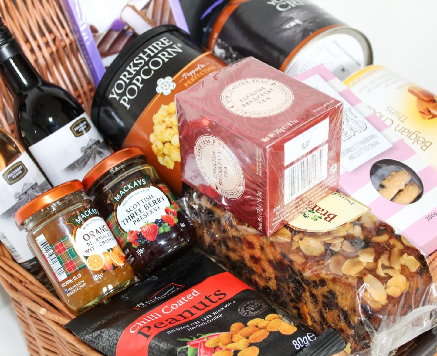 The Spirit of Christmas with Prestige Hampers