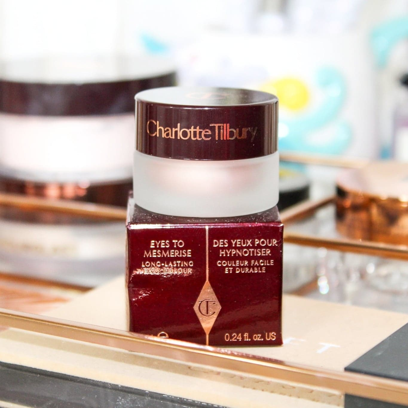 Charlotte Tilbury Eyes to Mesmerise Long-Lasting Cream Eyeshadow