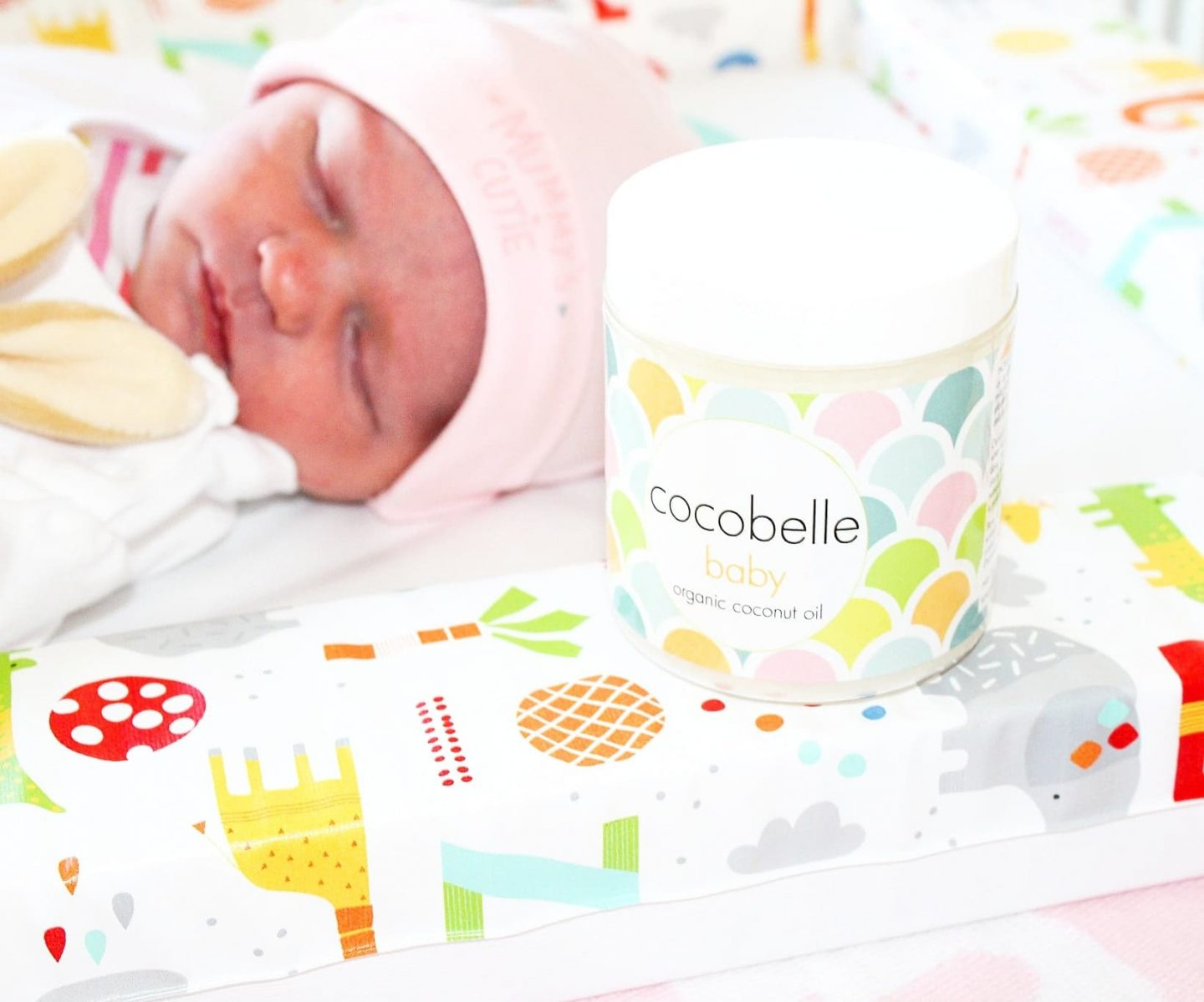 Cocobelle Baby | 100% Organic Coconut Oil for Babies