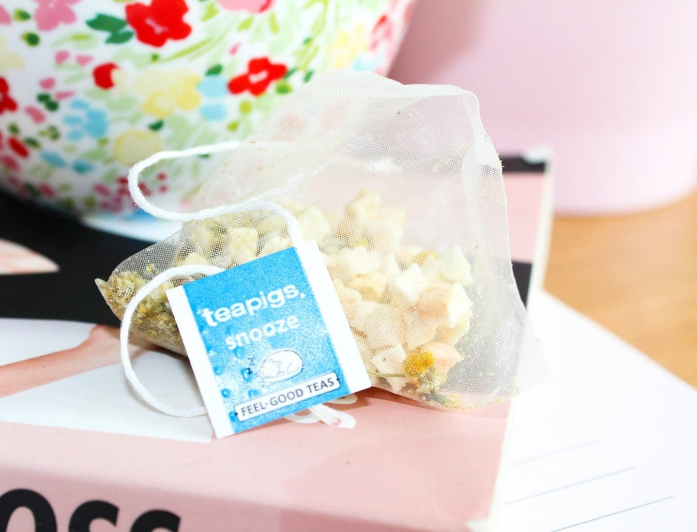 Postpartum Self-Care with teapigs Feel Good Teas
