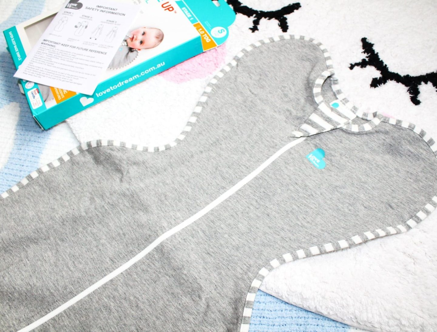Cheeky Rascals | The Swaddle Up Original from Love To Dream
