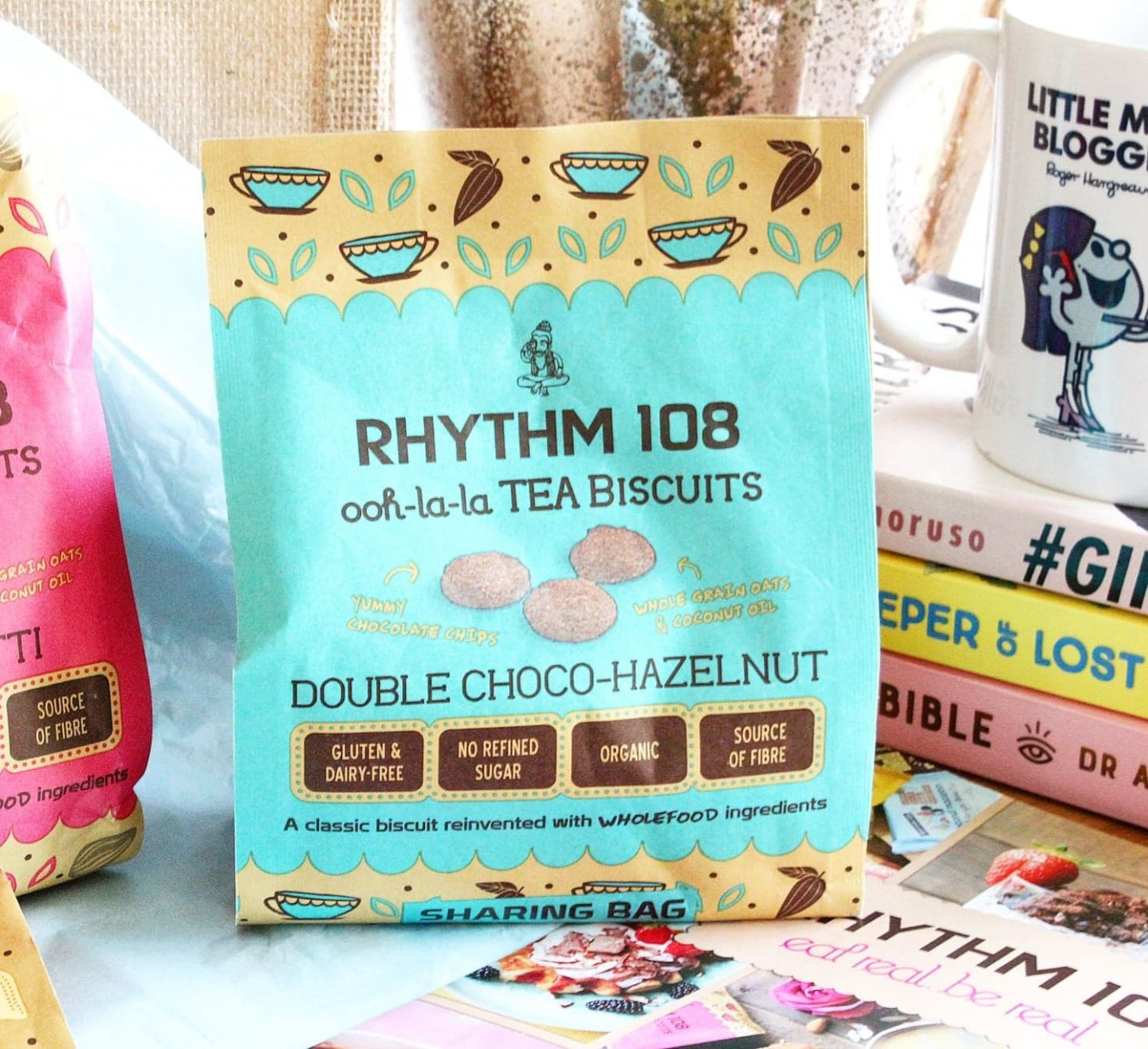 Rhythm108 | Ooh-La-La Tea Biscuits