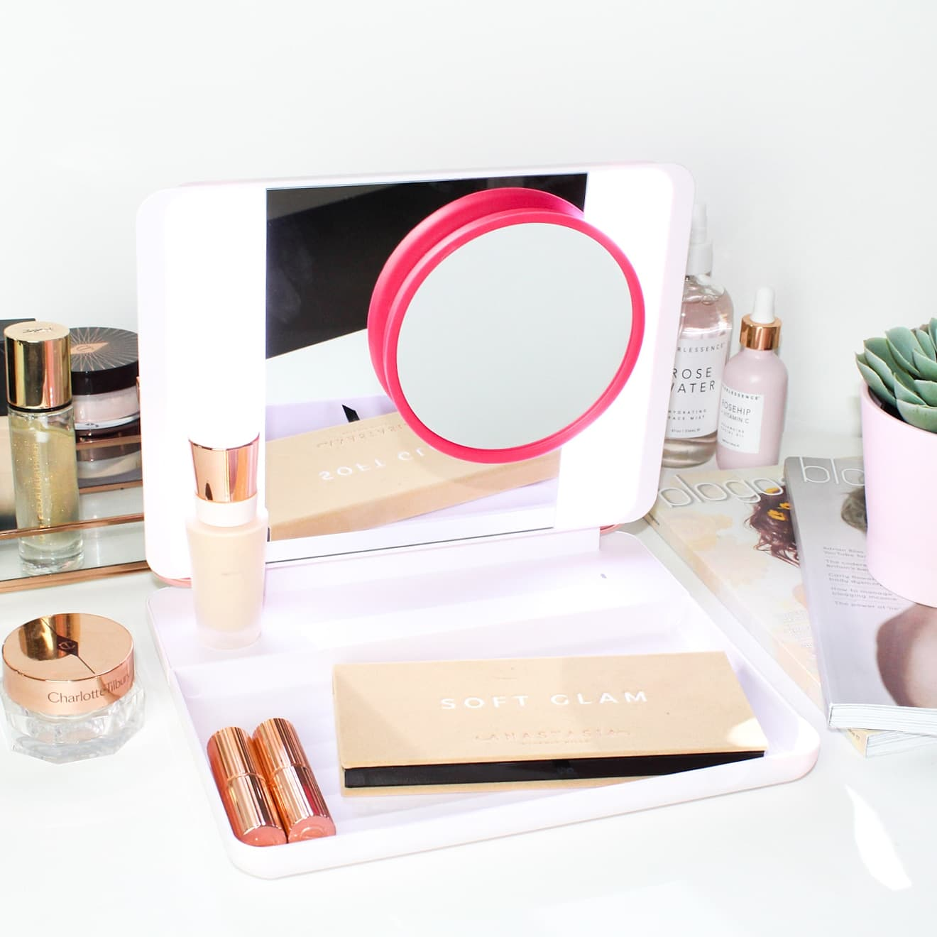 Perfect Makeup Every Time with the Spotlite HDDiamond 2.0 by Just Own It*
