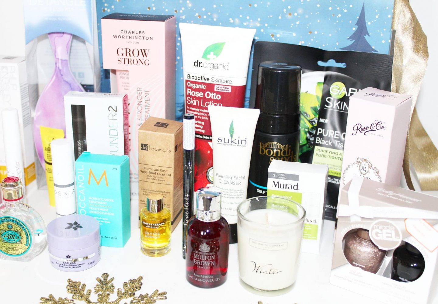 The Latest in Beauty Christmas Advent Calendar
